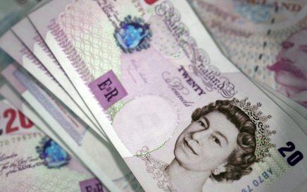 Buy UK pounds