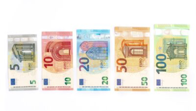 The currency of Austria is the Euro. They have bank notes and coins.