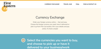 First Eastern FX offer currency exchange Adelaide