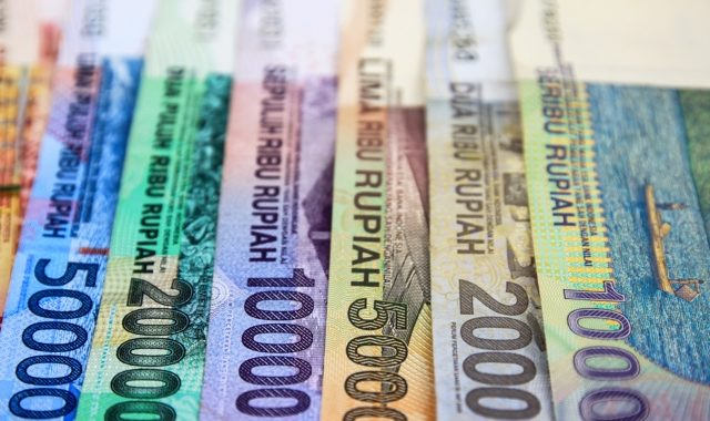 Currency in Bali, Indonesia