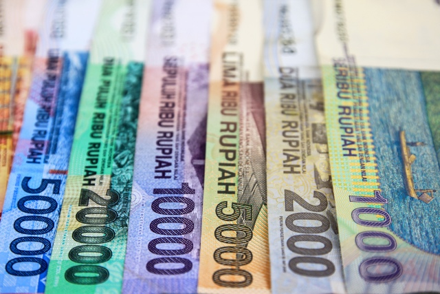 Currency in Bali is the Indonesian rupiah IDR banknotes