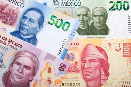 The Mexican currency is called Pesos.