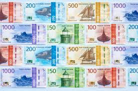 The official currency of Norway is the Norwegian Krone.
