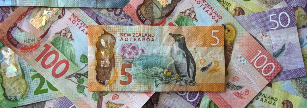 AUDNZD Bank Forecasts New Zealand Dollar Banknotes