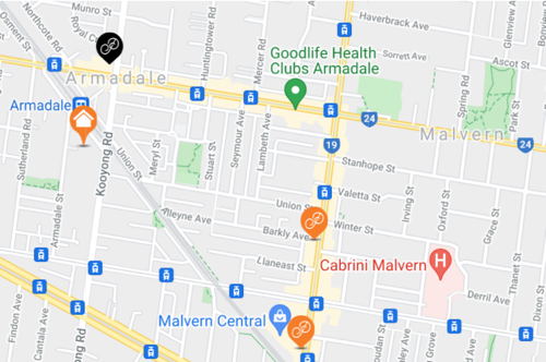 Currency Exchange in Armadale - Where to collect foreign currency in person
