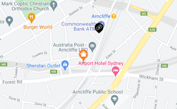 Currency Exchange in Arncliffe - Where to collect foreign currency in person