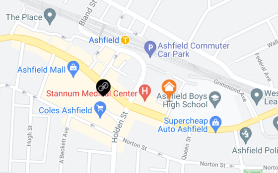 Currency Exchange in Ashfield - Where to collect foreign currency in person