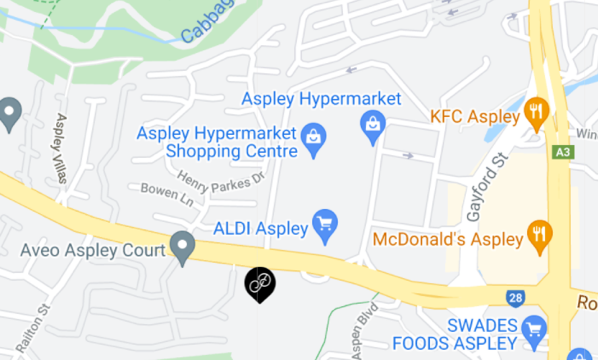Currency Exchange in Aspley - Where to collect foreign currency in person