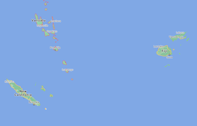 Where is Vanuatu?