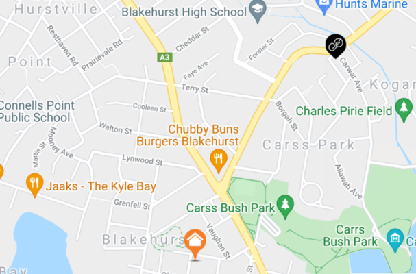 Pick up currency exchange in Blakehurst - Where to collect foreign currency in person