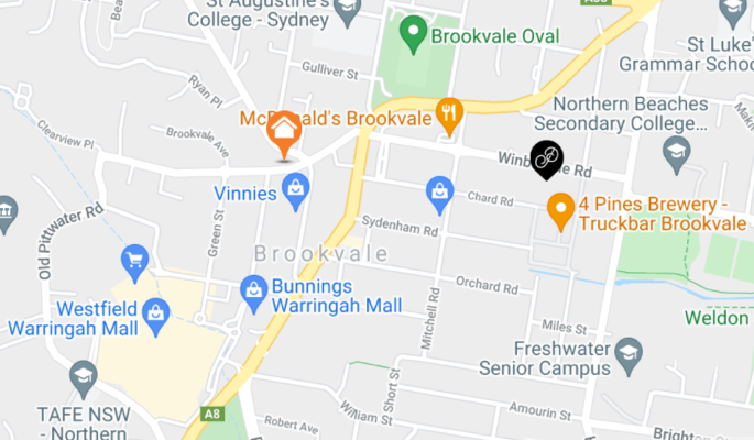 Currency Exchange in Brookvale - Where to collect foreign currency in person