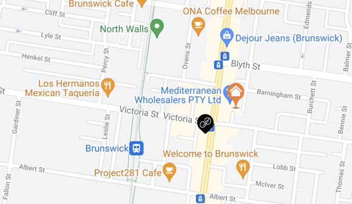 Currency Exchange in Brunswick - Where to collect foreign currency in person