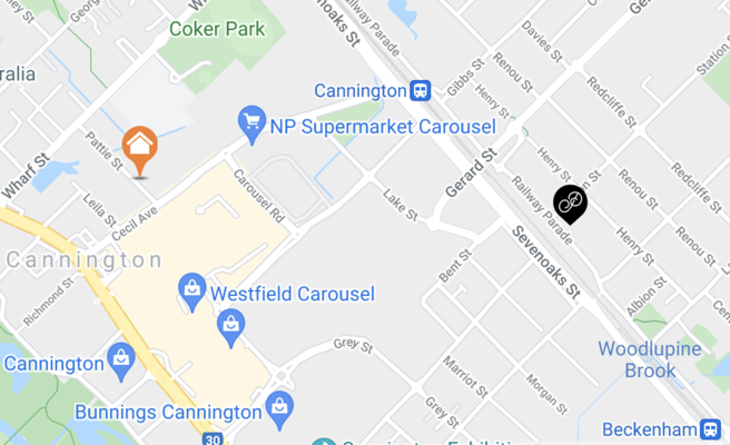 Currency Exchange in Cannington - Where to collect foreign currency in person