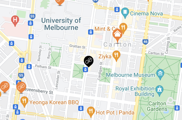 Currency Exchange in Carlton - Where to collect foreign currency in person
