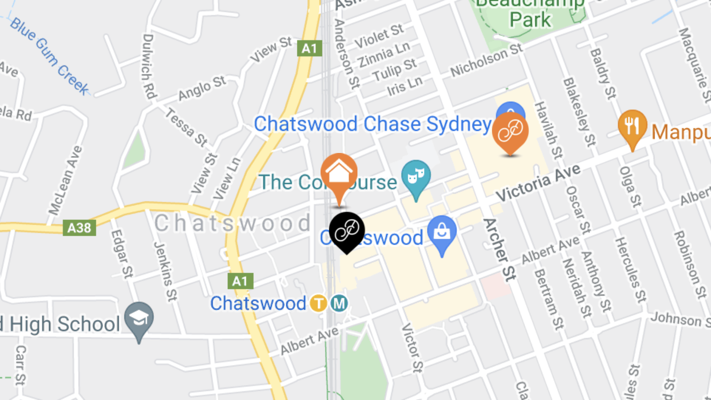 Currency Exchange in Chatswood - Where to collect foreign currency in person