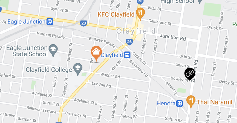 Currency Exchange in Clayfield - Where to collect foreign currency in person