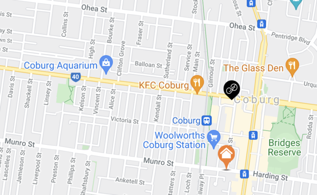 Currency Exchange in Coburg - Where to collect foreign currency in person