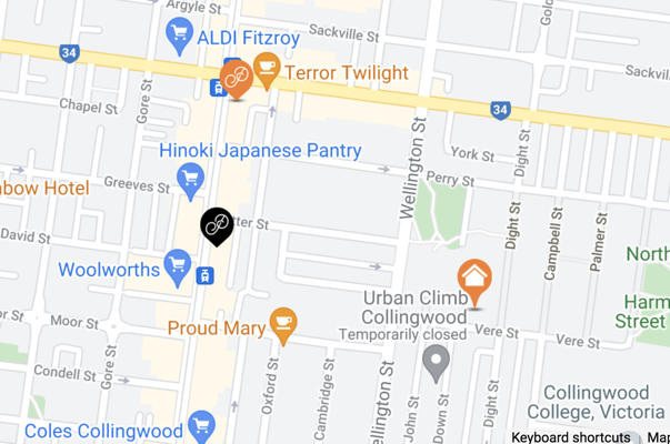 Currency Exchange in Collingwood - Where to collect foreign currency in person