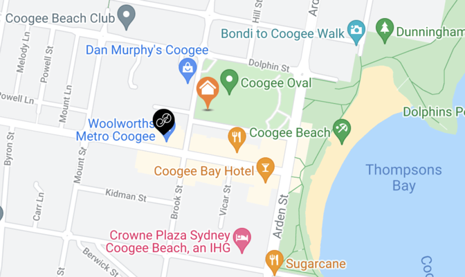Currency Exchange in Coogee - Where to collect foreign currency in person