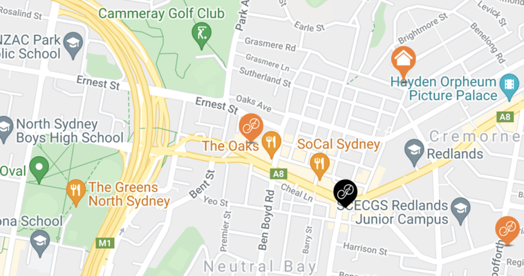 Currency Exchange in Cremorne - Where to collect foreign currency in person