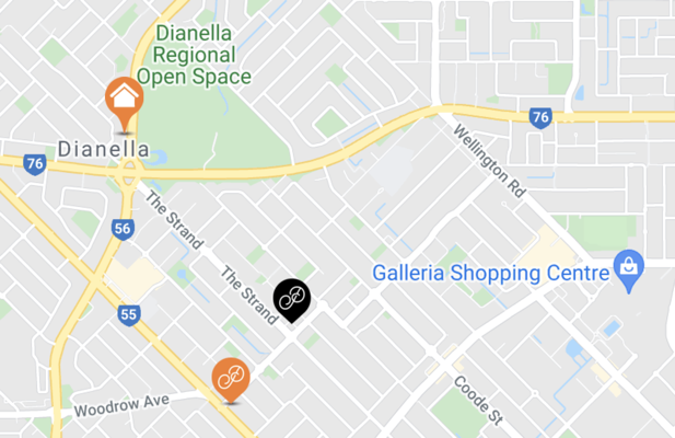 Currency Exchange in Dianella - Where to collect foreign currency in person