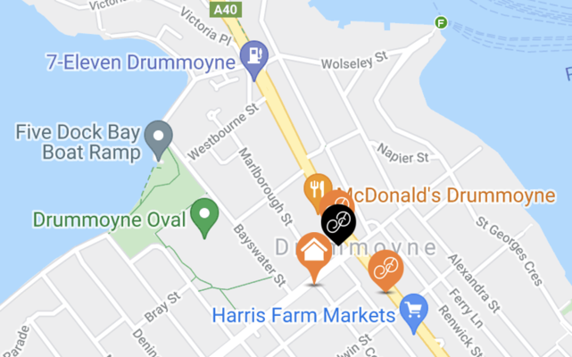 Currency Exchange in Drummoyne - Where to collect foreign currency in person