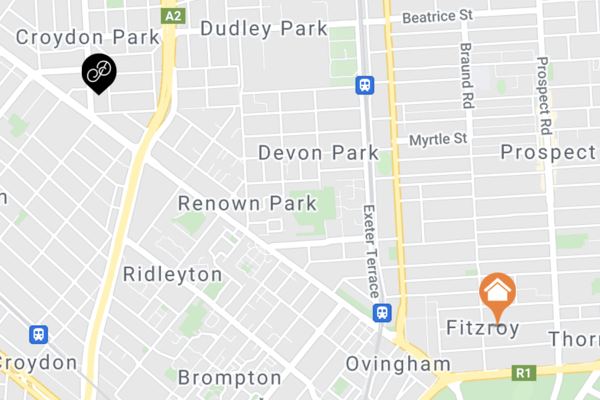 Pick up currency exchange in Fitzroy - Where to collect foreign currency in person