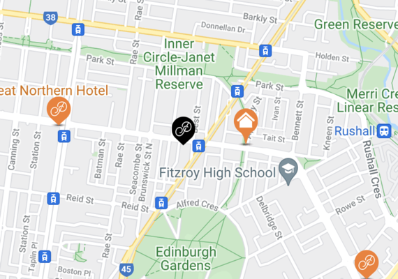 Currency Exchange in Fitzroy North - Where to collect foreign currency in person
