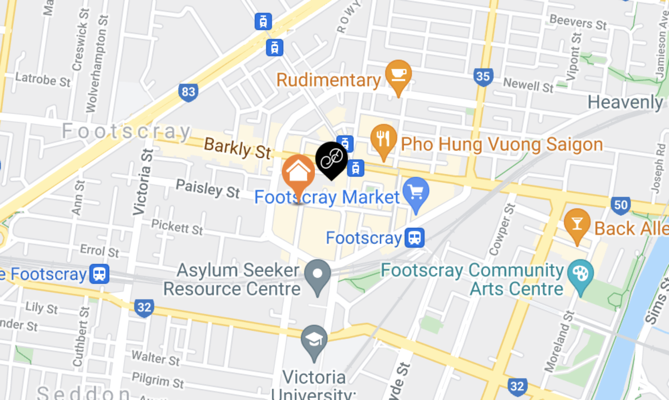 Currency Exchange in Footscray - Where to collect foreign currency in person