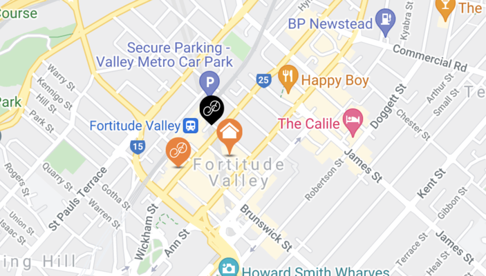 Currency Exchange in Fortitude Valley - Where to collect foreign currency in person