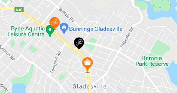 Currency Exchange in Gladesville - Where to collect foreign currency in person