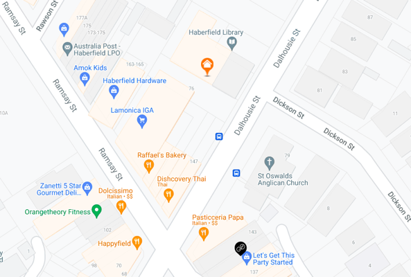 Currency Exchange in Haberfield - Where to collect foreign currency in person