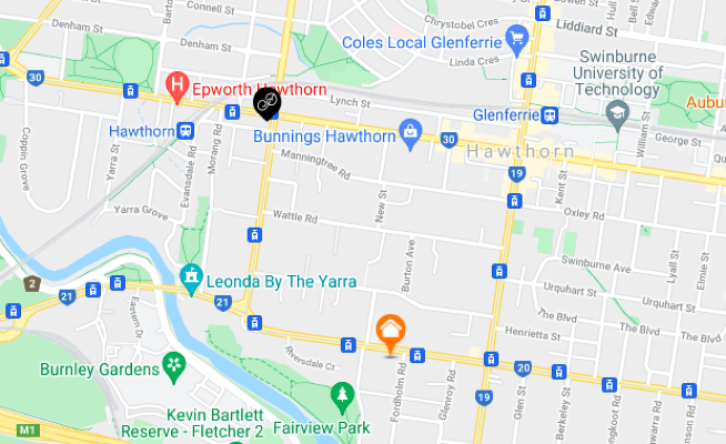 Currency Exchange in Hawthorn - Where to collect foreign currency in person