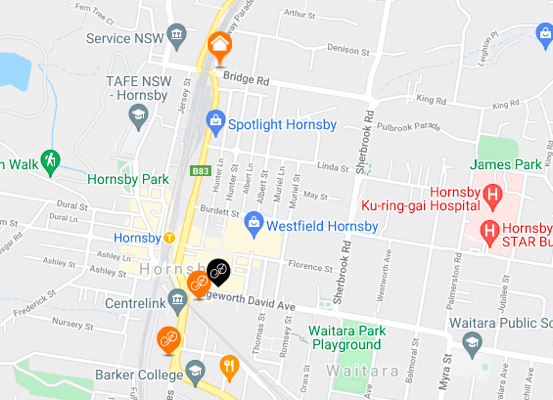 Currency Exchange in Hornsby - Where to collect foreign currency in person