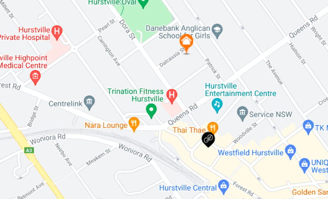 Currency Exchange in Hurstville - Where to collect foreign currency in person