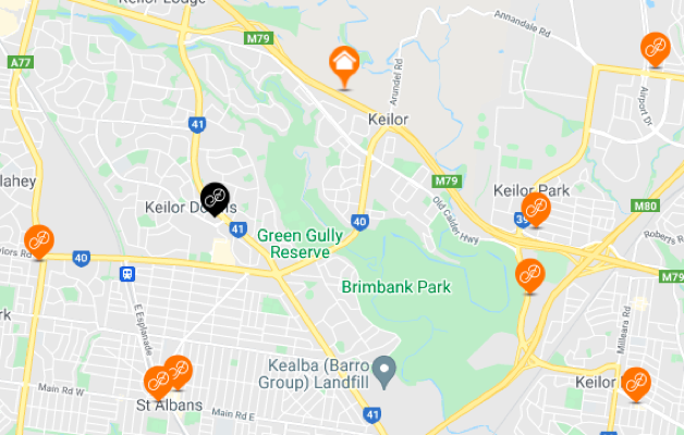 Currency Exchange in Keilor - Where to collect foreign currency in person
