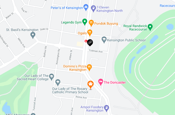Pick up currency exchange in Kensington - Where to collect foreign currency in person
