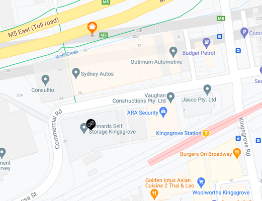 Currency Exchange in Kingsgrove - Where to collect foreign currency in person