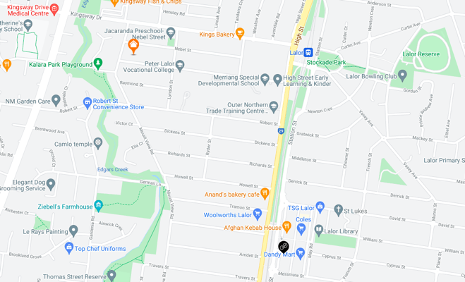 Currency Exchange in Lalor - Where to collect foreign currency in person