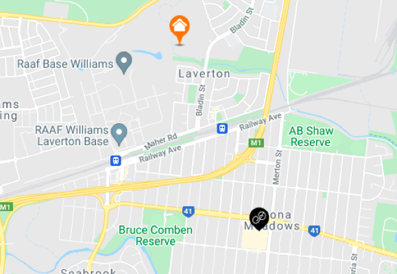 Currency Exchange in Laverton - Where to collect foreign currency in person
