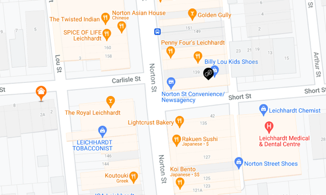 Currency Exchange in Leichhardt - Where to collect foreign currency in person
