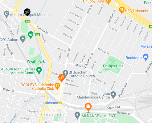 Pick up currency exchange in Lidcombe - Where to collect foreign currency in person