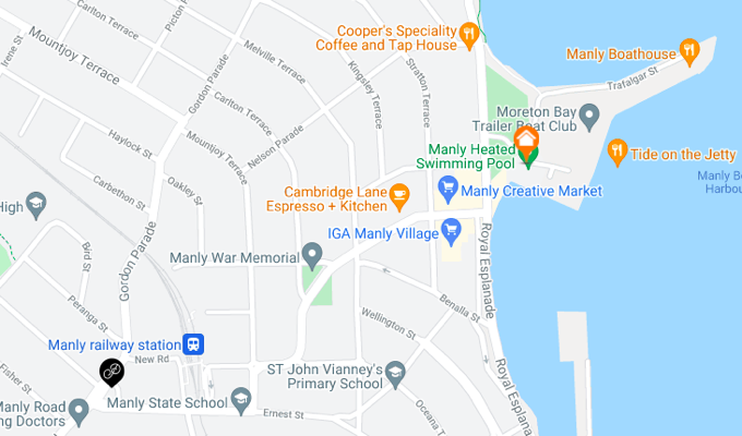 Currency Exchange in Manly - Where to collect foreign currency in person