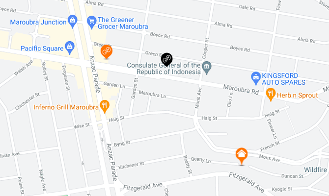 Currency Exchange in Maroubra - Where to collect foreign currency in person