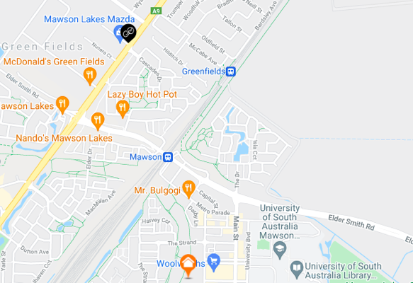 Currency Exchange in Mawson Lakes - Where to collect foreign currency in person