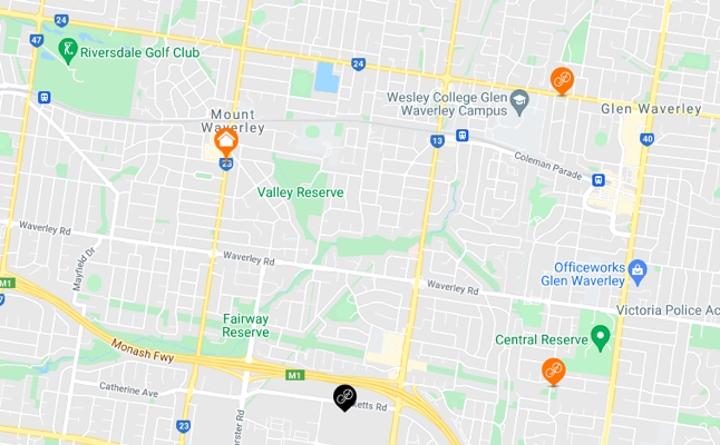 Currency Exchange in Mount Waverley - Where to collect foreign currency in person
