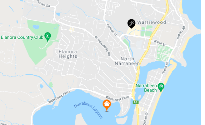 Pick up currency exchange in Narrabeen - Where to collect foreign currency in person