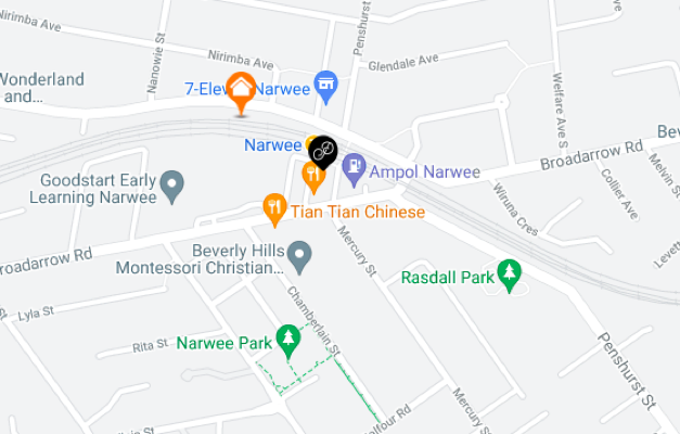 Currency Exchange in Narwee - Where to collect foreign currency in person