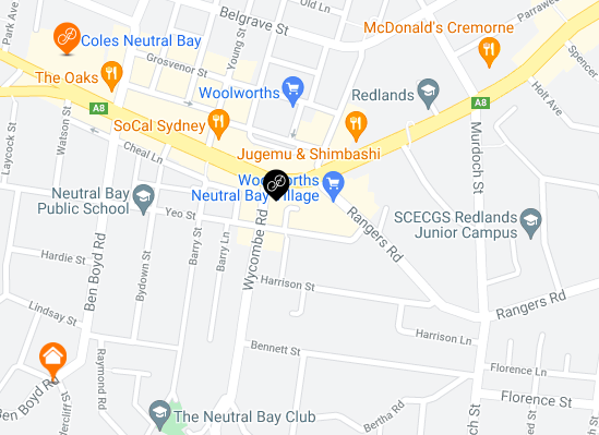 Pick up currency exchange in Neutral Bay - Where to collect foreign currency in person