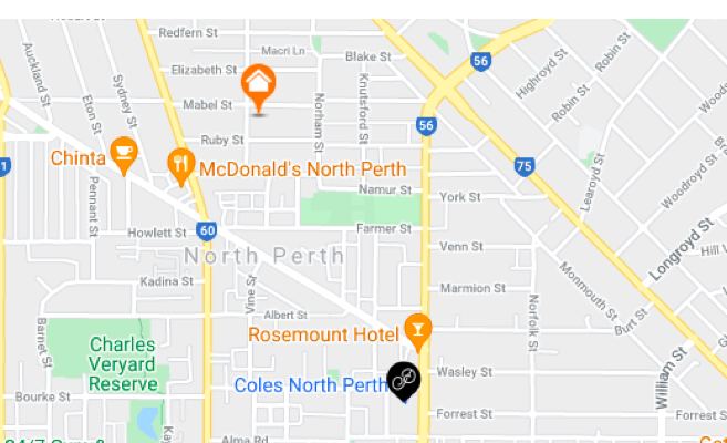 Currency Exchange in North Perth - Where to collect foreign currency in person